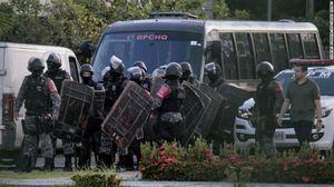 Bạo loạn tại 4 nhà tù ở Brazil, 57 phạm nhân thiệt mạng