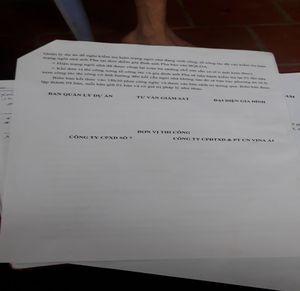 Bài 1: Thi công dự án Phổ Yên Residence (Thái Nguyên) làm hỏng nhà dân, CĐT bỏ mặc 'trách nhiệm'?