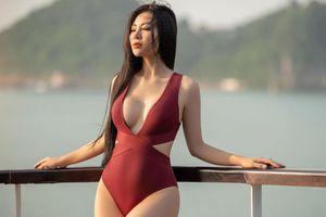 Sau 'Quỳnh búp bê', Thanh Hương ngày càng gợi cảm
