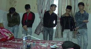 Gia Lai: Phát hiện 16 đối tượng sử dụng ma túy trong nhà nghỉ