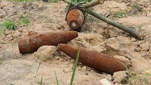 Gia Lai: Tháo đạn pháo lấy phế liệu, 2 người thương vong