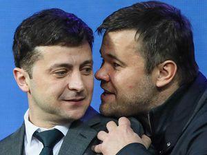 Tân tổng thống Ukraine đối diện phép thử tài phiệt Kolomoisky