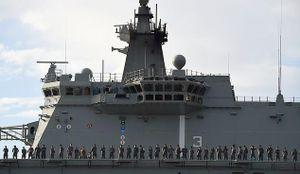 Xung quanh vụ phi công Australia bị tấn công laser ở biển Đông