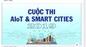 Tổ chức cuộc thi AIoT & Smart Cities 2019