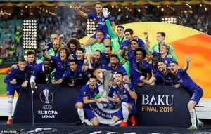Hazard chói sáng, Chelsea lần thứ 2 vô địch Europa Legue