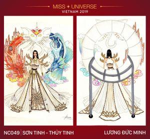 Miss Universe: Những thiết kế tiêu biểu từ cuộc thi trang phục dân tộc