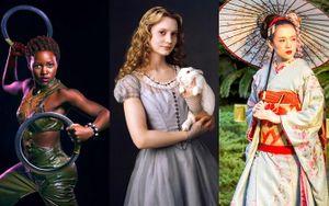 Mãn nhãn những bộ phim có trang phục đẹp lịm tim, đoạt cả giải Oscar thời trang