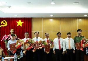 Bình Dương bổ nhiệm nhiều lãnh đạo chủ chốt