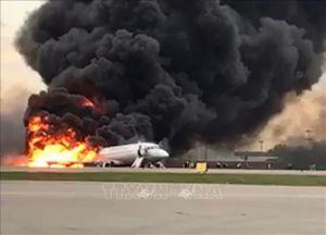 Aeroflot của Nga cắt giảm số chuyến bay của Superjet sau vụ rơi thảm khốc