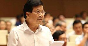 Phó Thủ tướng Trịnh Đình Dũng: 'Có tình trạng cấp phép dự án tràn lan, theo phong trào'