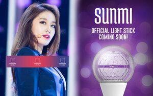 Mặc người hâm mộ T-ARA ra sức gửi email kiến nghị, Make Us Ent vẫn thản nhiên phát hành lightstick cho Sunmi