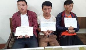Sơn La: Phá chuyên án ma túy 'khủng', thu hàng chục bánh heroin