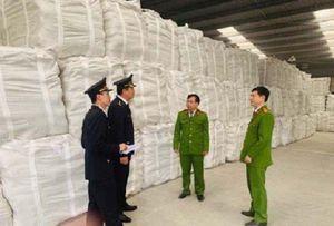 Gần 20.000 tấn xi măng Vicem Hoàng Mai giả nhãn mác Xi măng Long Sơn: Đề xuất phạt hơn 800 triệu đồng