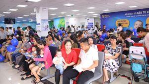 VNVC khai trương trung tâm tiêm chủng tại Thành phố Hạ Long