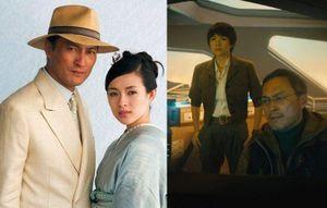 Chương Tử Di khoe nhan sắc 'trẻ mãi không già' tuổi 40 trong bom tấn Godzilla