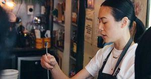 Cô gái gốc Việt trải lòng về kỷ lục 'độc' đầu tiên tại Mỹ và tiệm cà phê phin giữa lòng New York