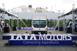 Dòng xe tải Tata Ultra chính thức có mặt tại Việt Nam