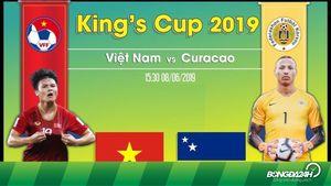 King's Cup 2019: Phóng viên phải mặc vest mới được tác nghiệp trận chung kết