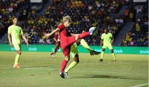 Thất bại trên chấm 11m, Việt Nam mất chức vô địch King's Cup 2019