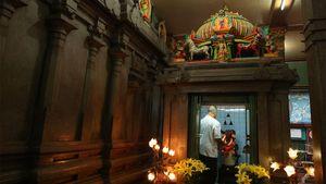 Đền Ấn, một góc tâm linh riêng của Sài Gòn