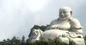 Điều tra vụ tử vong trong tượng Phật trên đỉnh núi Cấm