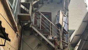 Hai Bà Trưng, Hà Nội: Công trình xây trái phép, gây nguy hiểm vẫn ngang nhiên tồn tại