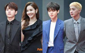 Dàn mỹ nam L (Infinite), Park Ji Hoon và Lai Kuan lin đổ bộ thảm đỏ 'Asia Model Festival 2019'