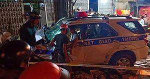 Vợ người tử nạn vì xe CSGT: Chồng em ra đi khi con chưa kịp thôi nôi...