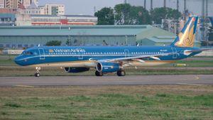 Một hành khách sốt cao, chuyến bay của Vienam Airlines phải hạ cánh khẩn cấp