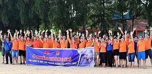 Tuổi trẻ Vietsovpetro an toàn trong lao động sản xuất và bảo vệ môi trường