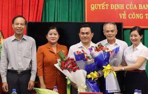 Nhân sự mới ở Bình Phước, Hòa Bình, Hà Nam