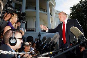 Đánh đồng an ninh và kinh tế, Trump đẩy Mỹ vào vòng xoáy chiến tranh?