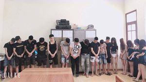 Quản lý quán karaoke tuồn ma túy cho hàng chục thanh niên bay lắc