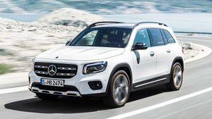 SUV 7 chỗ 'giá rẻ' Mercedes GLB ra mắt, bán ra cuối năm