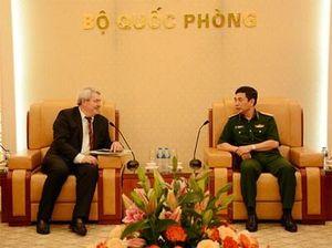 Thúc đẩy hợp tác giữa Việt Nam và Séc trong lĩnh vực quốc phòng
