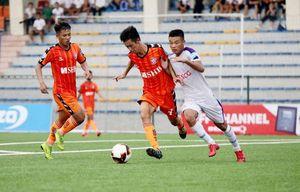 Kết thúc lượt đi Giải hạng Nhì Quốc gia - Cúp Asanzo 2019: Lâm Đồng và Bà Rịa – Vũng Tàu đứng đầu 2 bảng