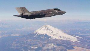 Nhật Bản nói phi công chóng mặt có thể là nguyên nhân gây ra tai nạn F-35