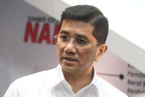 Bộ trưởng Malaysia phủ nhận clip sex chấn động