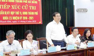 Chủ tịch UBND TP Đà Nẵng Huỳnh Đức Thơ: Phải đẩy nhanh tiến độ ngầm hóa các tuyến đường