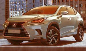 Lexus NX 2019 mới giảm loạt trang bị, giá từ 1,75 tỷ đồng