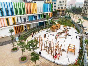 Trường học xanh trong khu đô thị- xu hướng cần được nhân rộng