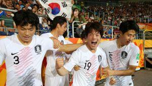 Từng suýt thua Việt Nam, U20 Hàn Quốc làm nên kỳ tích ở U20 World Cup