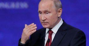 Tổng thống Putin hé lộ quyết tâm 'ngoài dự đoán' về tương lai với Ukraine