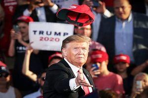 Tâm điểm cuộc đấu trước thềm tranh cử Tổng thống Mỹ năm 2020