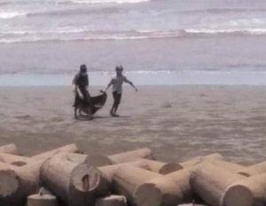 Vụ thi thể không đầu trôi dạt vào bờ biển Nam Định: Xác định danh tính nạn nhân