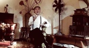 Ca sĩ, nhạc sĩ Vũ Minh Vương: Âm nhạc là mạch sống của đời tôi