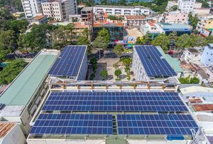Ưu tiên đầu tư điện năng lượng mặt trời