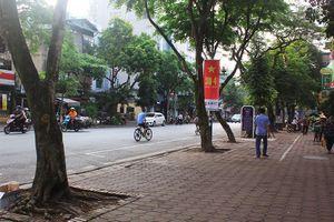 Tổ chức giao thông một chiều trên phố Trần Hưng Đạo, đoạn từ Lê Duẩn đi Quán Sứ