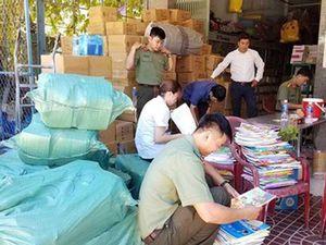 Phát hiện hơn 72.000 cuốn sách giáo khoa nghi in lậu