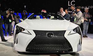 Lexus LC Convertible 2020 hơn 2 tỷ đồng tại Mỹ